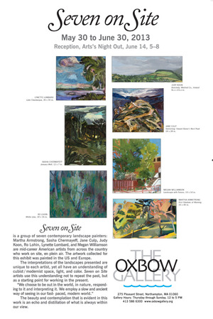 Oxbow Gallery features Landscape